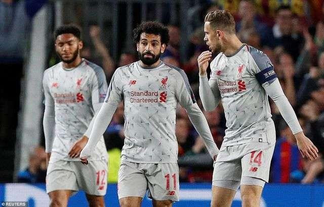 Hàng công Liverpool sẽ mất đi nhiều sự sắc sảo khi vắng Salah
