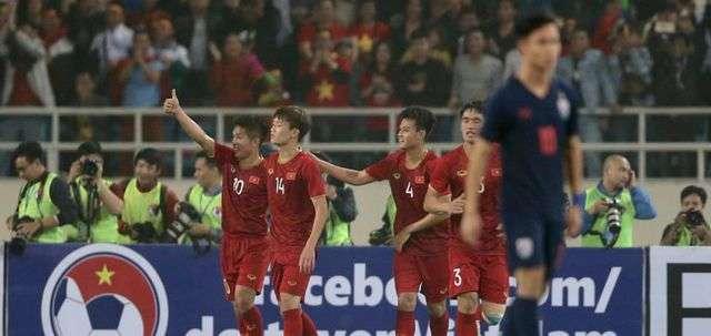 Sức hút của trận đấu giữa Thái Lan và Việt Nam là rất lớn