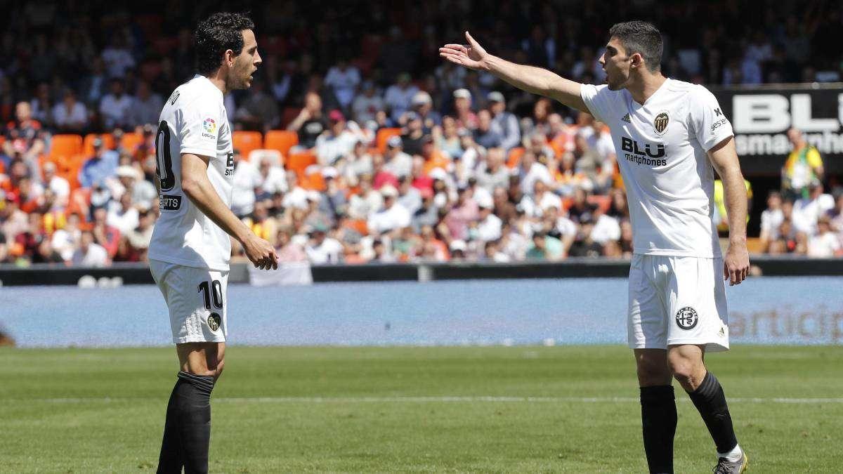 Valencia cũng gặp khó khăn ở thời điểm hiện tại