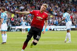 Huddersfield 1-1 Man Utd: Man United kết thúc mùa giải ở vị rí dự... Europa League