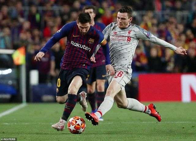 Vô hiệu hóa Messi ra sao là điều HLV Klopp luôn cảm thấy lo lắng