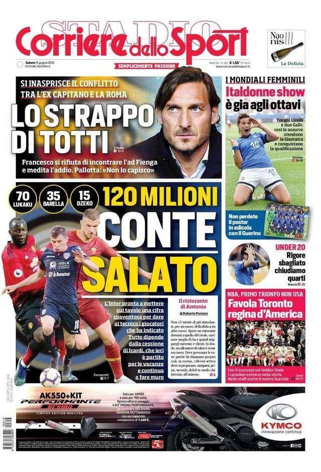 Inter Milan muốn chiêu mộ Lukaku với giá 62 triệu bảng