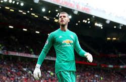 """Man United chấp nhận """"xuống nước"""" để giữ chân De Gea"""