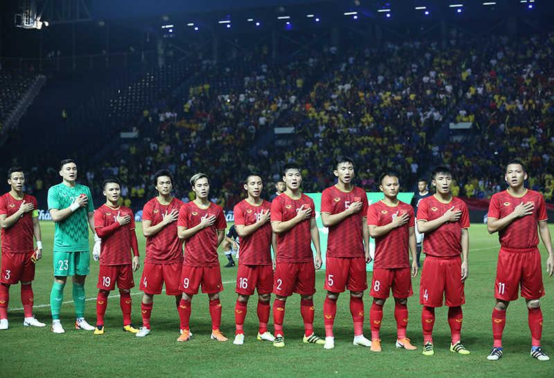 Việt Nam vs Curacao: Quyết tâm giành King's Cup