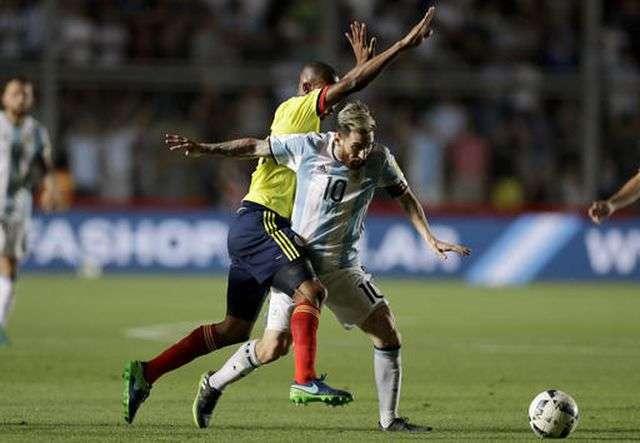 Messi được chờ đợi rất nhiều ở cuộc đấu với Colombia đêm nay