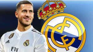 Real Madrid chốt thương vụ chuyển nhượng Eden Hazard