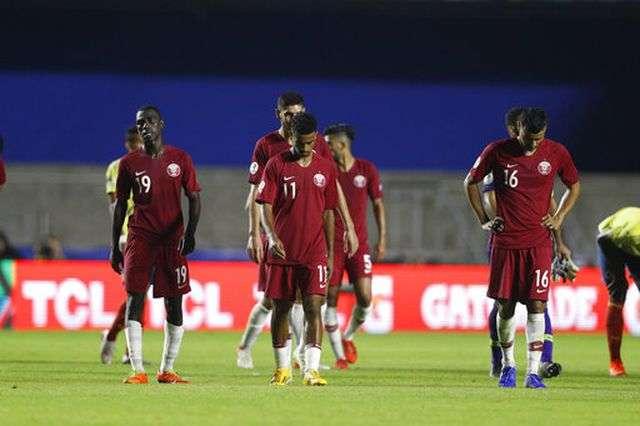 Qatar đang chơi khá đỉnh đạc ở Copa America 2019