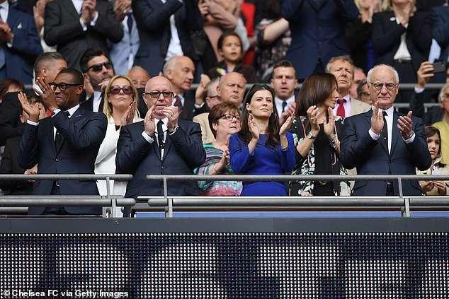 Marina trở thành CEO của Chelsea vào năm 2014, nhưng từ lâu đã là đồng minh tin cậy của Abramovich
