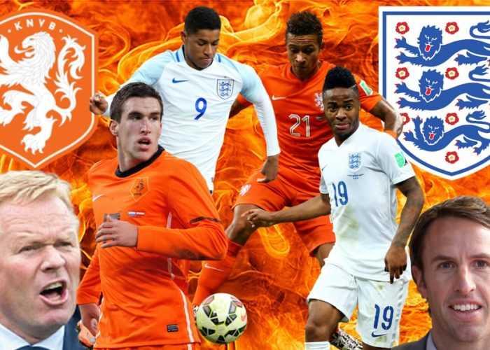 Hà Lan vs Anh: Không có chuyện Tam Sư mất tinh thần đoàn kết