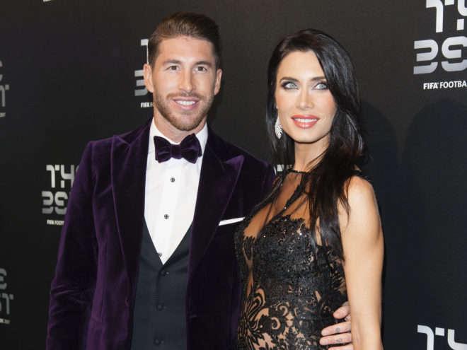 Sergio Ramos sắp kết hôn với Pilar Rubio