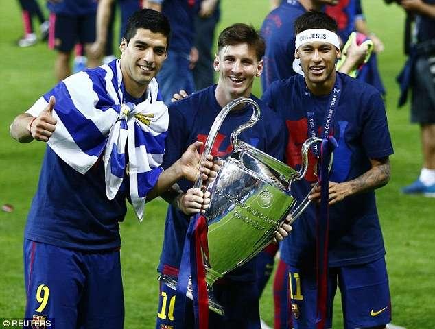 Neymar khó có thể về Barca bất chấp sự ủng hộ của Messi
