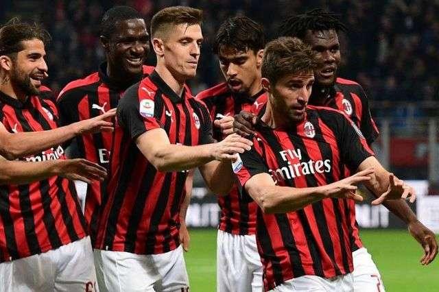 AC Milan không được tham dự Europa League mùa giải tới