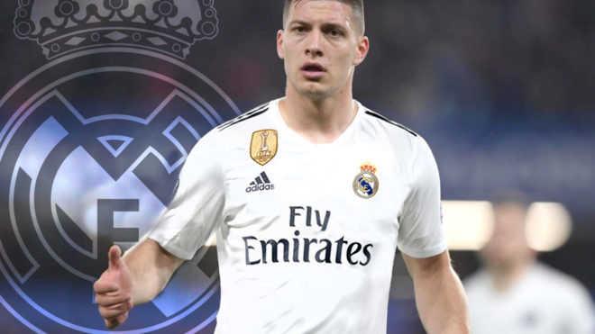 Real Madrid chính thức có được Jovic với giá 70 triệu Euro