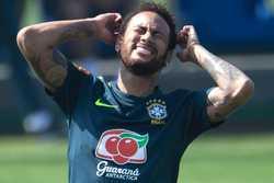 Neymar tung bằng chứng minh oan khi bị cáo buộc hiếp dâm