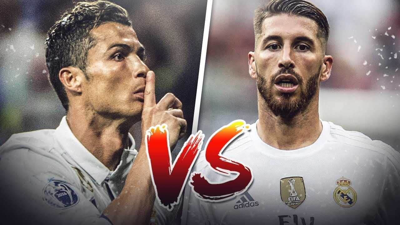 C.Ronaldo không có tên trong danh sách mời đám cưới của Sergio Ramos