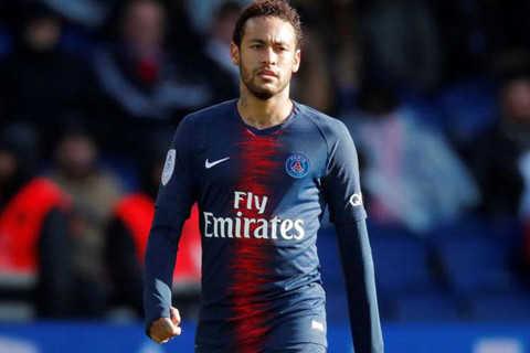 PSG sẵn sàng để Neymar ra đi