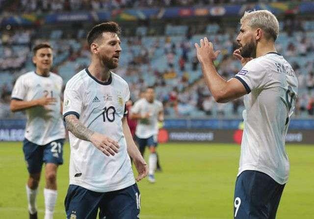 Argentina chỉ có hàng công xuất sắc với nhiều cầu thủ tài năng