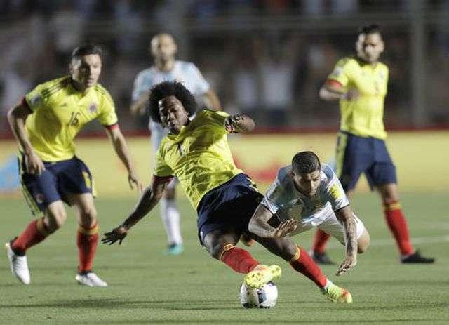 Colombia là đối thủ rất đáng gờm tại Copa America lần này