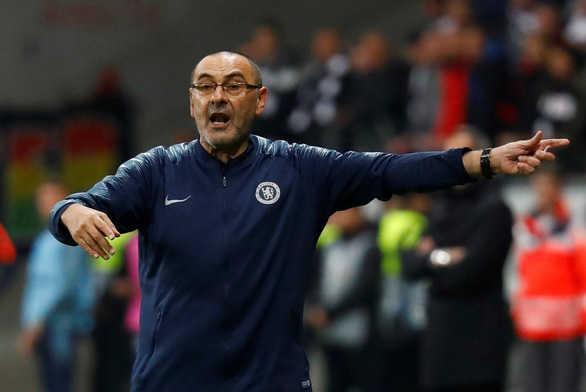 HLV Sarri chính thức dẫn dắt Juventus