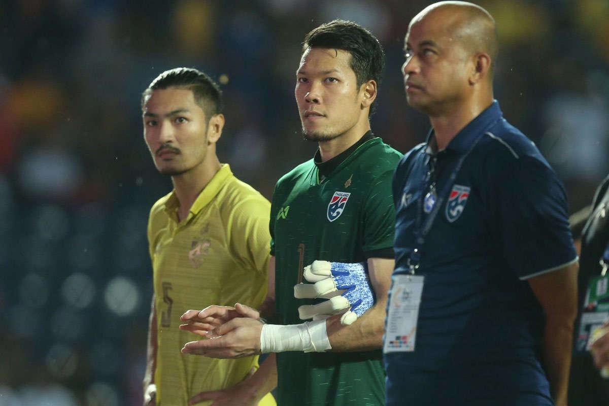 Báo Thái thừa nhận đội nhà chỉ là số 2 ở Đông Nam Á