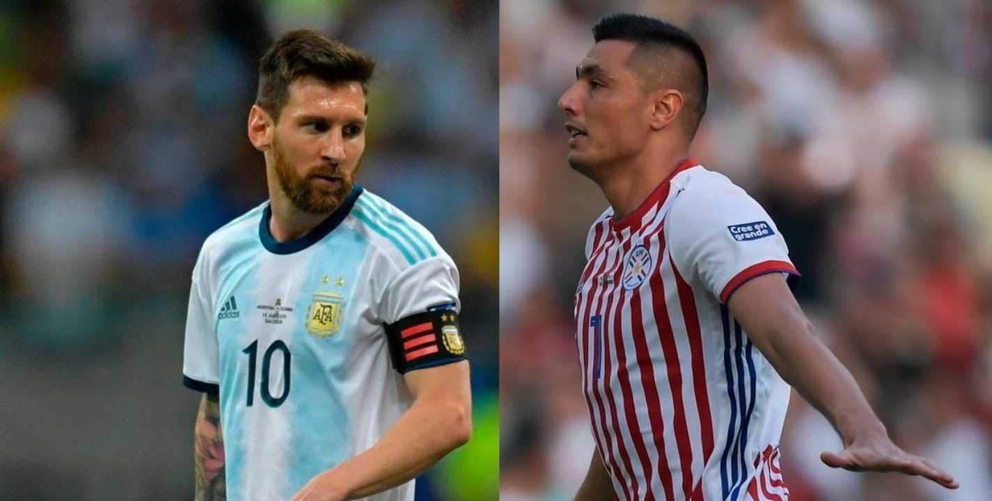 Argentina vs Paraguay: Sống hay là chết?