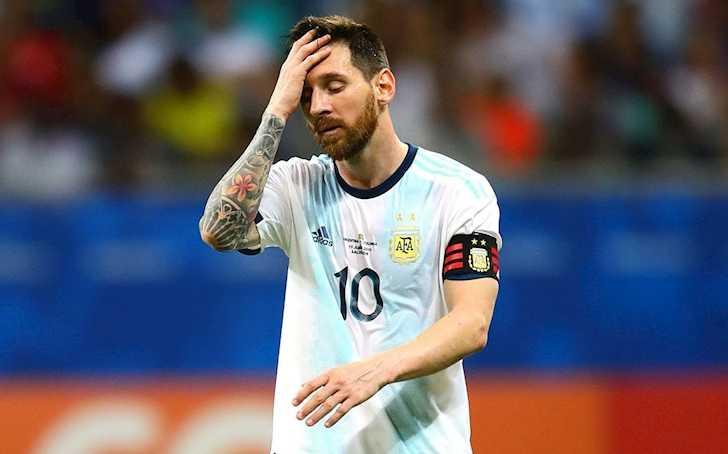 Argentina: Có một Messi thảm thương đến tệ hại