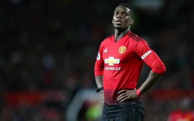 Sự thiếu rõ ràng về Pogba đang là một vấn đề lớn ở Man United