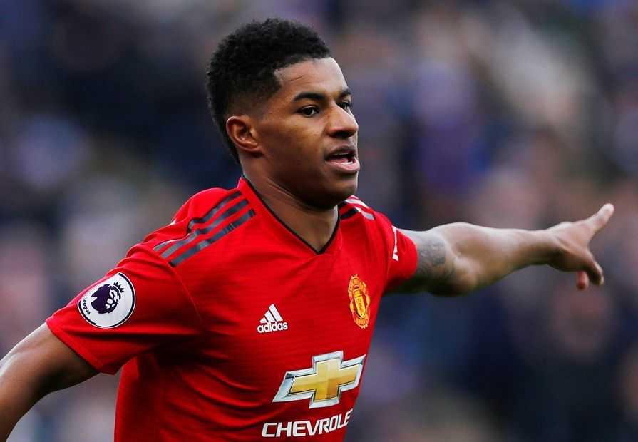 Rashford sẽ là thủ lĩnh hàng công mùa tới của Man United?
