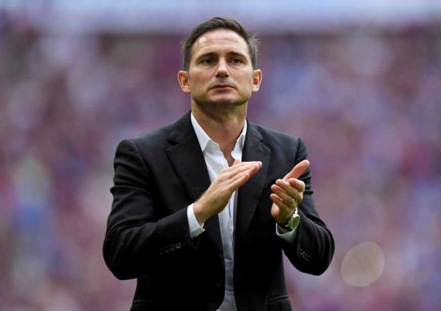 Frank Lampard trên con đường trở thành HLV của Chelsea