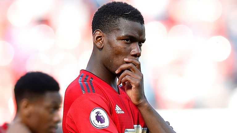 Pogba nhận được tiền phí trung thành từ M.U dù liên tục đòi ra đi