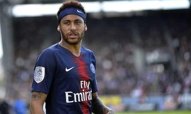 PSG đang dần bất lực với Neymar