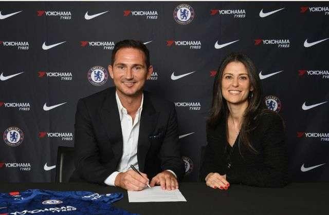 Frank Lampard được bổ nhiệm vào ghế nóng của Chelsea