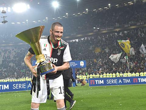 Nếu Bonucci muốn đi, Juventus không cần phải giữ
