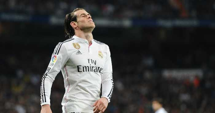 """Bất chấp tất cả, Gareth Bale """"ôm tiền cố thủ"""" ở Bernabeu"""