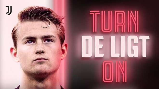 Juve mua De Ligt với giá 75 triệu euro