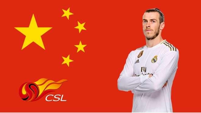 Bale sắp gia nhập đội bóng Trung Quốc