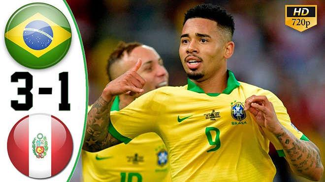Jesus đã có một kỳ Copa America đáng nhớ