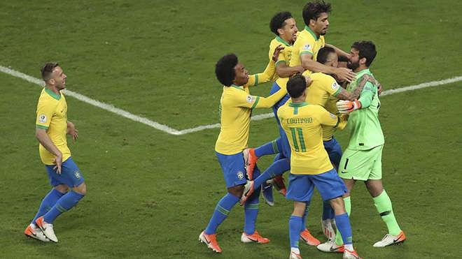 Brazil sẽ hướng đến World Cup 2022 với khát khao cực lớn