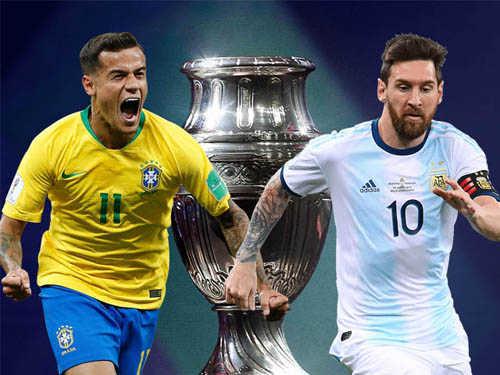 Brazil vs Argentina: Hơn cả một trận đấu!