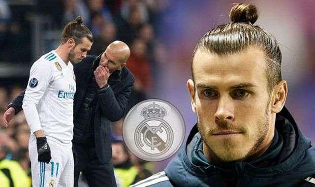 Gareth Bale không có mối quan hệ tốt với HLV Zidane