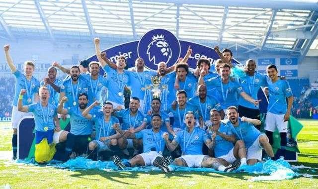 Man City vô địch Premier League 2018/19, trong quá khứ đội bóng này từng vô địch nhờ chỉ số phụ, đó là mùa giải 2011/12 Man City bằng điểm Man Utd nhưng có hiệu số bàn thắng bại tốt hơn nên đã vô địch