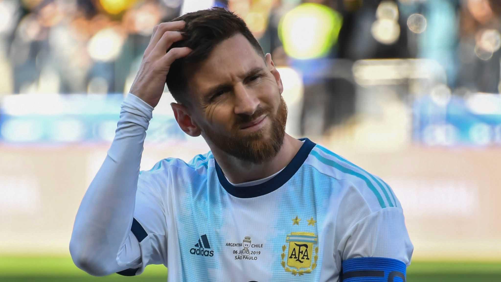 Khi Messi thực sự bế tắc