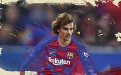 """Griezmann: """"Tôi tới đây để cùng Barca giành mọi danh hiệu"""""""