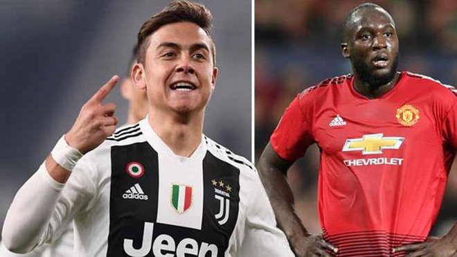 Juventus dùng Dybala làm mồi nhử để MU nhả người
