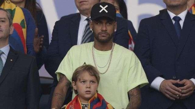 Neymar nhận án phạt nặng