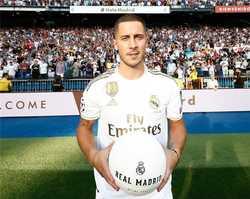 Sang Real, giá trị của Hazard ngang bằng Messi