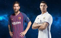 Ronaldo và Messi lọt vào top 10 những người đàn ông được ngưỡng mộ nhất thế giới năm 2019