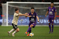 Man United nhẹ nhàng vượt qua Perth ở tour du đấu mùa hè 2019
