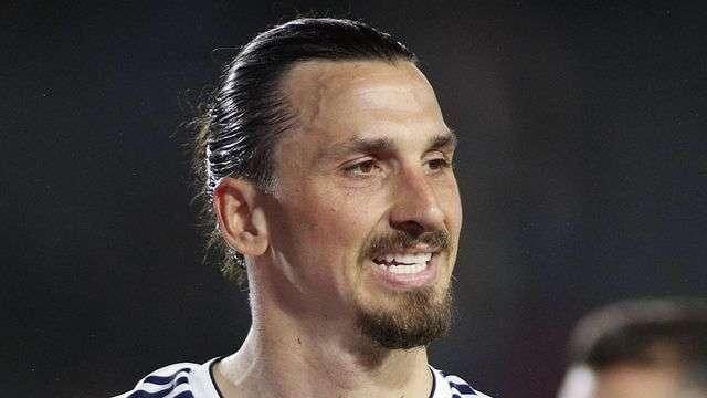 Ibrahimovic vẫn là tâm điểm với pha chơi xấu trong trận gặp LA FC