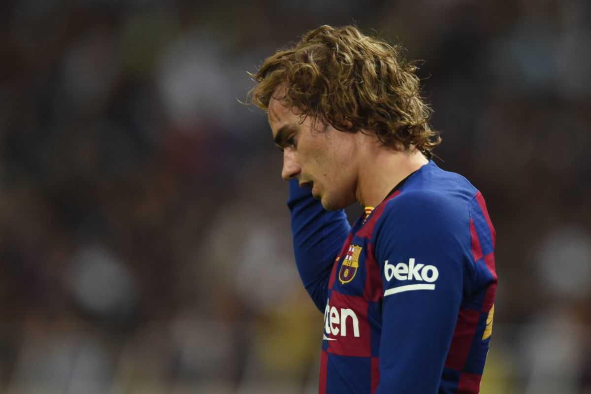 Griezmann nhiều khả năng phải trở về Atletico Madrid vì Barca trả thiếu 80 triệu euro